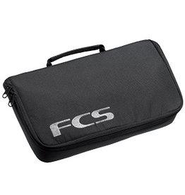 FCS FCS - Deluxe 6 Fin Wallet, Black