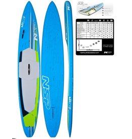 NSP NSP - 12'6 DC Surf Race Pro CNC 12'6x25 Pro Carbon