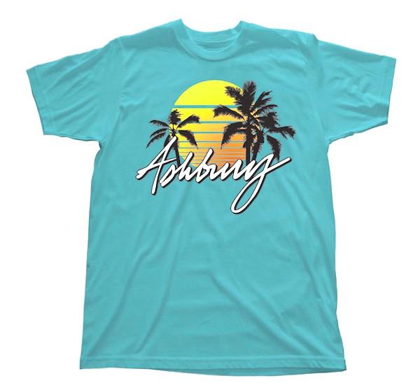 Ashbury Ashbury - Vacation Tee