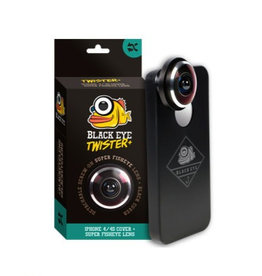 Black Eye Black Eye Twister 4/4S 399Kr Fisheye linse