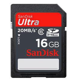 GoPro Sandisk 16 GB, Ultra II, Class 6 349Kr