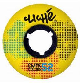 Cliche Cliche, Cmyk, 52mm