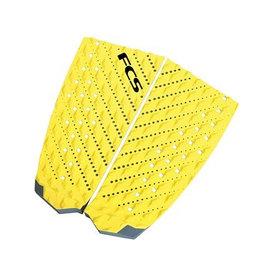 FCS FCS - T-2 Pad - Yellow/Slate