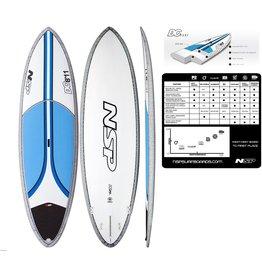 NSP NSP - 8'11 DC Surf Pro 29' 4 119Liter