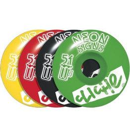 Cliche Cliche, Neon Signs Wheel, 51mm
