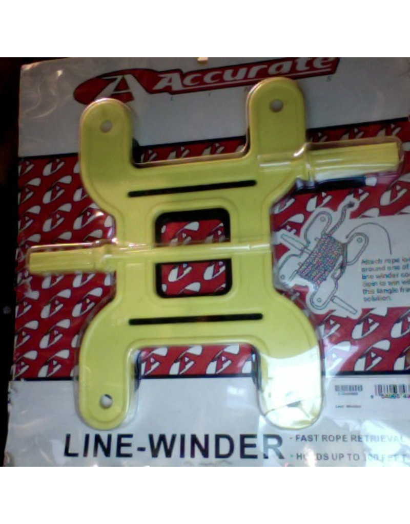 "Accurate ""Line Winder"" 399Kr"