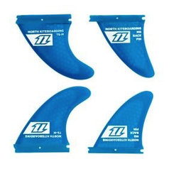 North Kiteboarding NKB -  TS-M Front with NQ Fins (4pcs) Futures