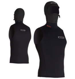 ION ION - Hooded Neo Vest 3/2 black