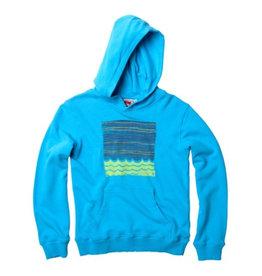 Quiksilver Quiksilver, Organic Hood Boy, Ocean