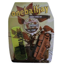 One Ball Jay One Ball Jay - Green Shred Kit