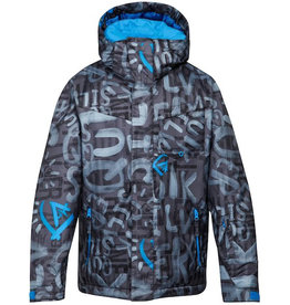 Quiksilver Quiksilver - Mission Printed Youth Jacket