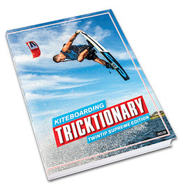 Stormrider Kiteboarding Tricktionary Twin Supreme Edt.