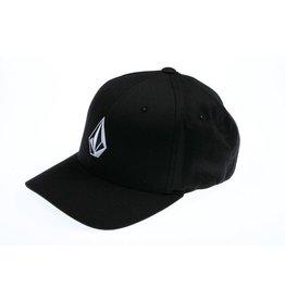 Volcom Volcom, Full Stone Flexfit Cap, BLK