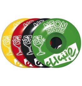 Cliche Cliche, Neon Signs Wheel, 53mm