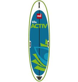 RedPaddleCo Active 10'8' X 34' Yoga/Pilates (Inntil 100Kg) 296 Liter