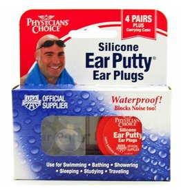 Non Silicone Ear Putty Ørepropper