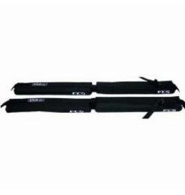FCS FCS, Double Soft Racks m/CAM Lock