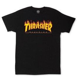 Thrasher Thrasher - Flame Tee SS