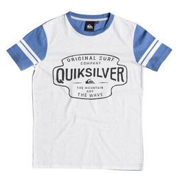 Quiksilver Quiksilver - Megacycle Tee