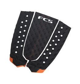 FCS FCS - T-3 Pad -  Black/Burnt Orange