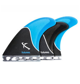 """Future Fins Futures """"5 Fin - Lost LARGE (80kg+)"""" 1499Kr"""
