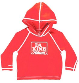Dakine Dakine - Girls Toddler Hoodie, Poppy, 2 år