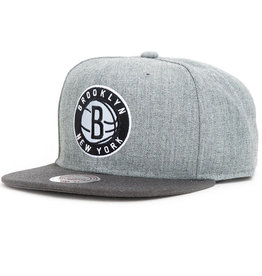 Mitchell & Ness Mitchell & Ness - Heather Reflective - Brooklyn Nets