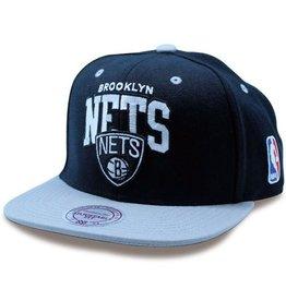 Mitchell & Ness Mitchell & Ness - 2 Tone Arch Snap - Brooklyn Nets