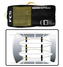 FCS FCS - Premium Soft Racks Double D-ring!