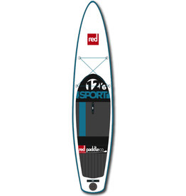 RedPaddleCo Red Paddle 12´6 Sport - Tur & Trening (2016)