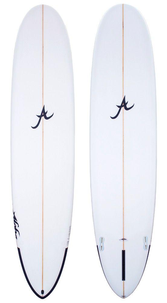 Aloha Aloha - 9'1 Fun Longboard 22 3/4 T3 73L