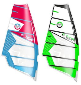 North Sails NSW - 7,8m2 E.Type Freeride