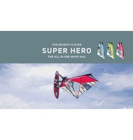 North Sails NSW - 4,0m2 Super Hero 151/374