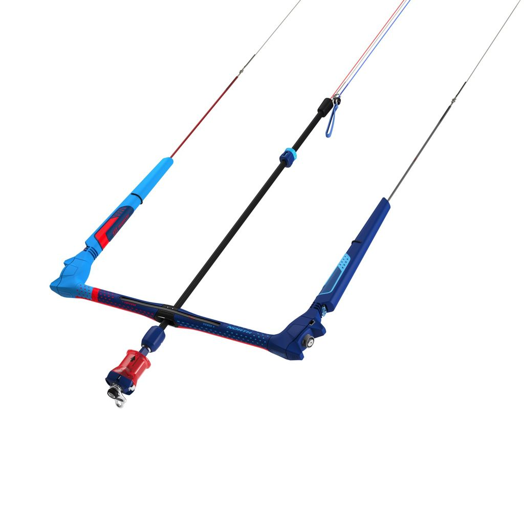 North Kiteboarding NKB - 22-24m Click Bar Quad Control UNIVERSALBAR
