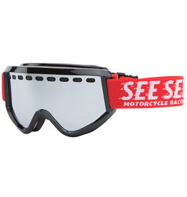Airblaster Airblaster - See See Goggle (Red Air Radium Lens)