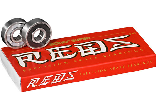 Bones Bones - Super Reds Bearings