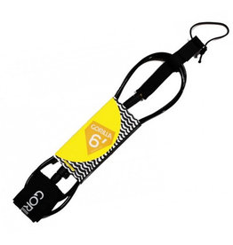 Gorilla Gorilla - 6' Comp Leash Str Fkr