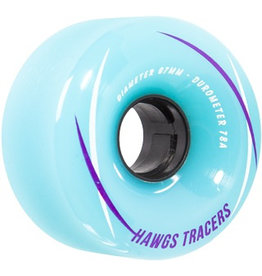 Hawgs Hawgs - Tracers - 67mm/78A - Turquise