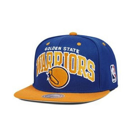 Mitchell & Ness Mitchell & Ness - Team Arch Snap - Golden State Warriors