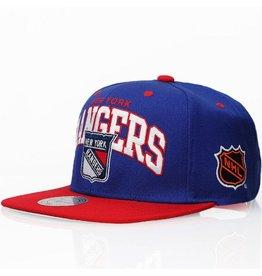 Mitchell & Ness Mitchell & Ness - Team Arch Snap - NY Rangers