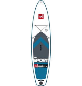 RedPaddleCo Red Paddle Sport 11'3 Tur & Trening (11.999,-)