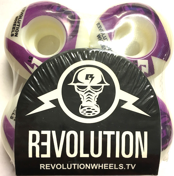 Blind Revolution - Purple 51mm