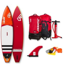 Fanatic Fanatic 12'6'x32 Ray Air Premium 13999Kr
