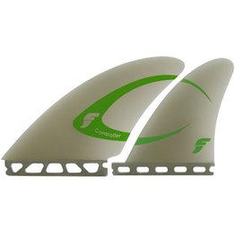 Future Fins Futures - 4fin/Quad Controller Glass M (65kg - 88kg)