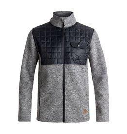 Quiksilver Quiksilver - In The Wld Hybr - Grey Heather - L