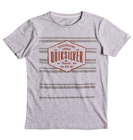 Quiksilver Quiksilver - Neverlost Striped - Athletic Heather - L/14