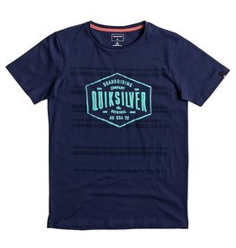 Quiksilver Quiksilver - Neverlost Striped - Medieval Blue- XS/8