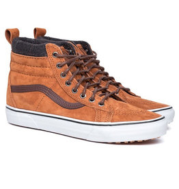 Vans Vans - Sk8-Hi MTE, Ginger/Plaid, 42,5-27,5cm-9,5