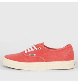 Vans Vans - Authentic Slim Washed, Hot Coral, 36,5-230-5