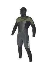 C-Skins C-Skins - 6/5mm - Wired Dryknit Hooded, G/B/K, XLT/106